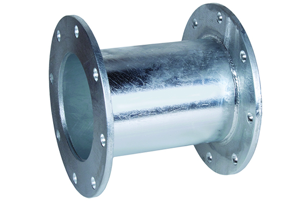 Galvanized Spool