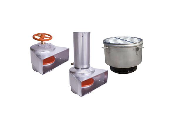 Series 3300 Dairy Flush