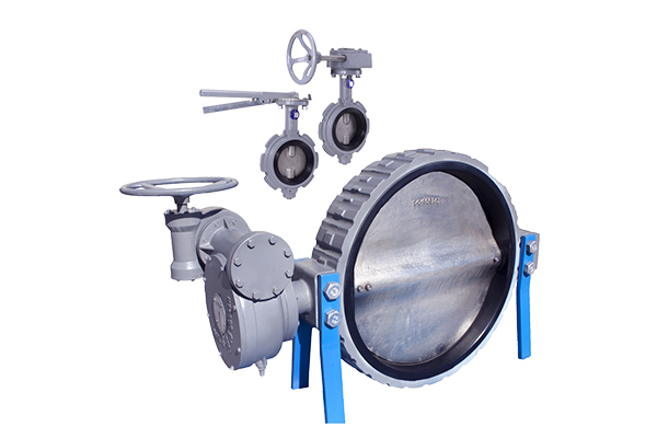 Series 8500 Grayline Butterfly Valves