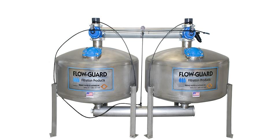 Flow-Guard Media Filters